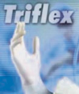 Guante Cirujano Triflex c/50