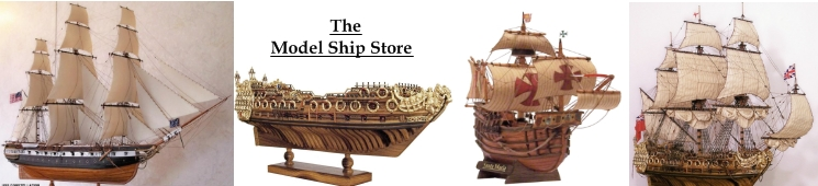 MODEL SHIP STORE