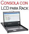 Tripp Lite KVM Rack Consola