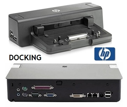 HP Docking Station Advanced KP081AA#ABA, 150w, 1 x network, RJ-45 , 5 x Hi-Speed USB, 4 pin USB Type A , 1 x PoweredUSB 2.0 , 1 x modem, phone line, RJ-11 , 1 x parallel, IEEE 1284 (EPP/ECP), 25 pin D-Sub (DB-25) , 1 x serial, RS-232, 9 pin
