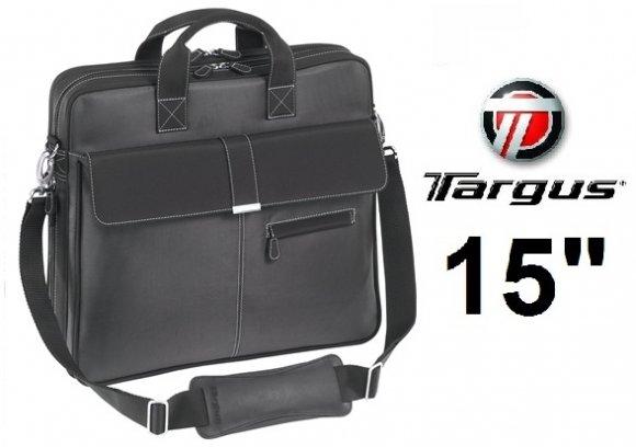 """Targus TLT030US, Maletín de 15"""" Solitaire Topload"""