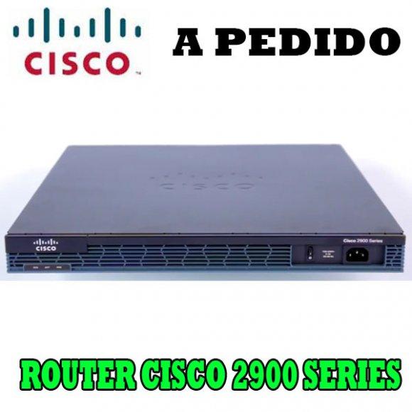 redcompras com - Cisco Router CISCO2901/K9, Cisco 2901