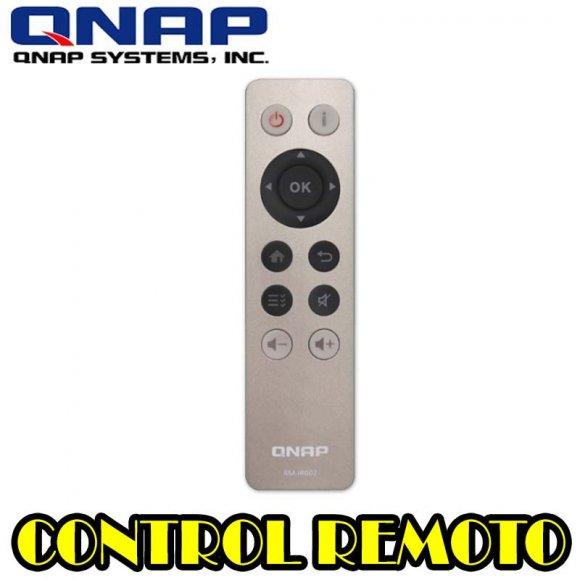 QNAP RM-IR002, IR remote control for HS-251, TS-x51, TS-x53, TS-x70, TS-x70 Pro, TS-x69 Pro, TS-x69L series