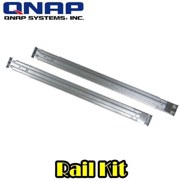 QNAP RAIL-C01, Rail Kit for 1U Rackmount ModelsTS-431U, TS-451U, TS-453U