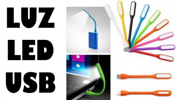Lampara de Luz USB