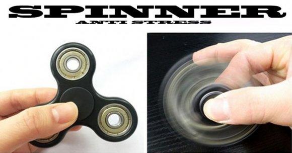 Fidget Spinner, Juguete anti estrés, quita la Ansiedad tanto para niños como para adultos, Estos Productos son Adictivos, Agradablemente Relajantes especial para personas Impacientes y Nerviosas