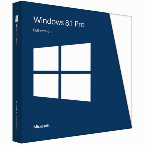Windows 8.1 Profesional OEM 32/64 Bits (Licencia)
