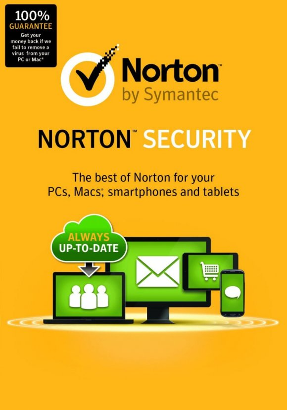 Norton Security Plus 2016 1Año 5DPs (win,mac, android)
