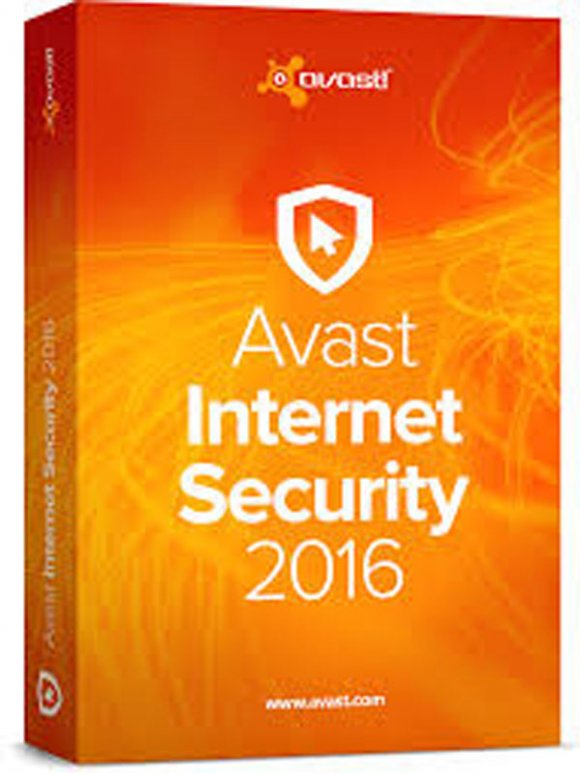 Avast Internet Security 2016, 3PCs, 1Año