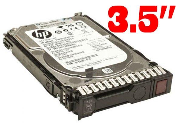 "HPE Disco Duro 2TB (872485-B21), SAS 7.2K LFF SC DS HDD, 3.5"""