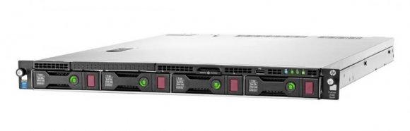 HPE ProLiant DL120 833870-B21 - Gen9 Server HPE ProLiant DL120 Gen9 E5-2630v4 2.2GHz 10-core 8GB-R H240 8SFF 550W PS Entry WW Server