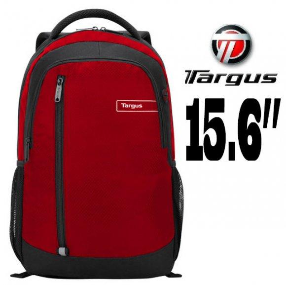 "TARGUS MOCHILA TSB89103US, SPORT PARA LAPTOP DE 15.6"" RED/BLACK"