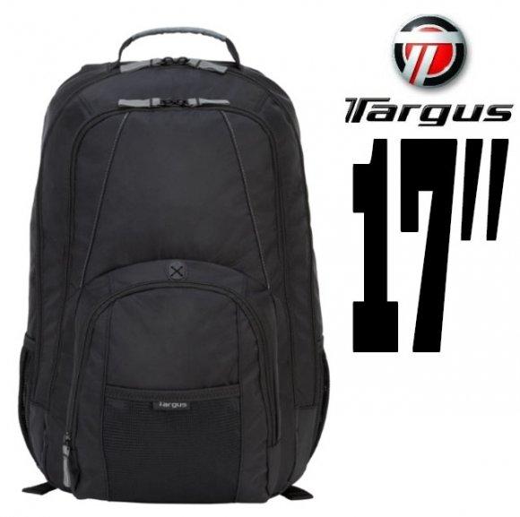 "TARGUS GROOVE CVR617, MOCHILA PARA LAPTOPS HASTA 17"" BLACK"