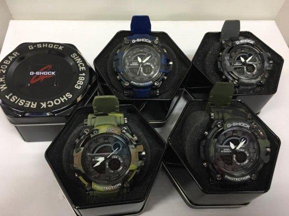 Relojes G-SHOCK Exclusivo para Varones Tipo Aviador de Altisima Calidad