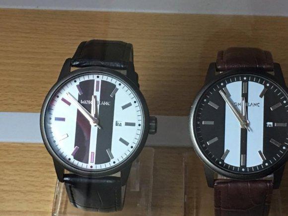 Relojes Mont Blanc para Varones de Altisima Calidad. Dos Modelos en Stock