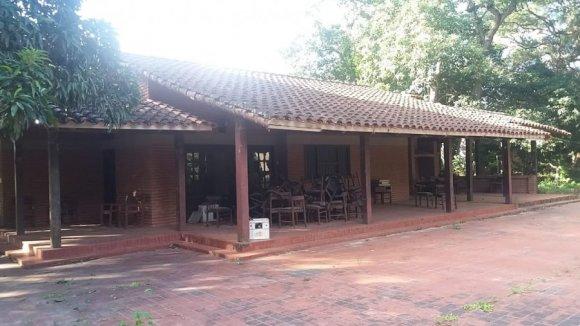 Vendo Quinta con Casa y Arboles Frutales, Zona Urbanizada, Sobre Pavimento, Doble via la Guardia Km8, 18315 M2