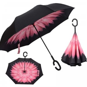 Umbrella Revers Pink