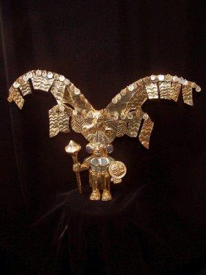 Inca Warrior - WS1003