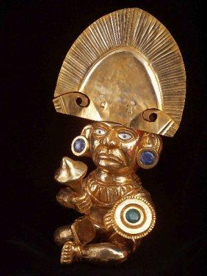 Inca Warrior - WS1004