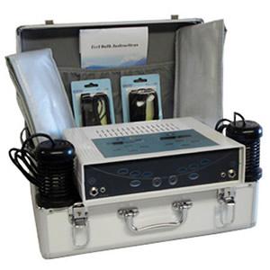 Cell-Spa Desintoxicador Iónico Profesional Dual