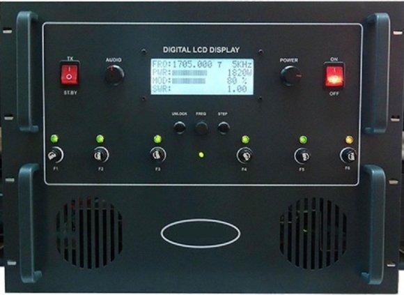 Transmisor Transmitter Onda Media MW 600W