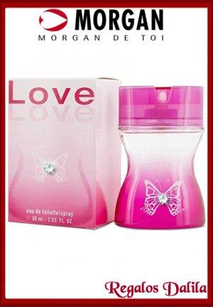 Perfume Love Love De Morgan De Toi
