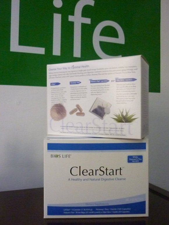 Clear Start o Paraway Pack