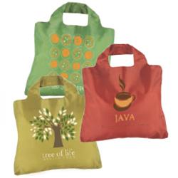 ReBag de compras con logotipo