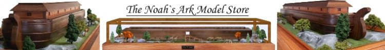 Noahs Ark Model Store