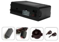 ALARMA SIN MANDOS CAN BUS [GE-932] Alarma sin mandos para vehículos que funcionan con Can Bus. Llave electrónica sensores de ultrasonidos y sirena. Protección perimétrica, memoria LED, salida para conectar otros módulos