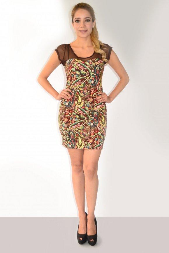 Vestido modelo Lia