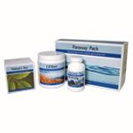 Clear Start. Paquete de 3 Productos para Limpieza del colon, del sistema digestivo y Desparasitar el Organismo