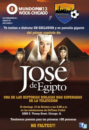 JOSE DE EGIPTO (2013) - MUNDO FOX - DISCO 2 - CAP 5 - 8
