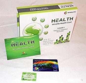 Tarjeta de Salud