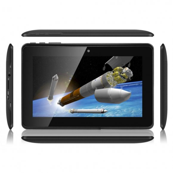 Tablet PC Titan 7052 ME - 16 GB - CPU 1.2 GHz - 1 GB DDR3