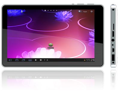 Tablet PC Titan 7010 ME - 16 GB - CPU 1.0 GHz - 1 GB DDR3