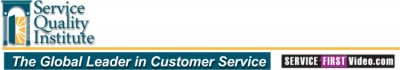 Service Quality Institute - Customer Service Quality Customer Service Skills